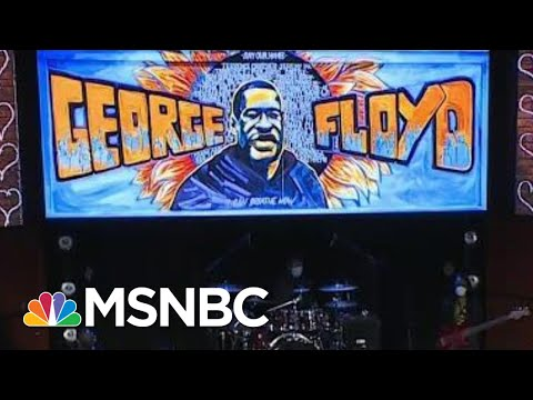 Rev. Al: I Was Speaking To Floyd's Family And The American Family   Morning Joe   MSNBC