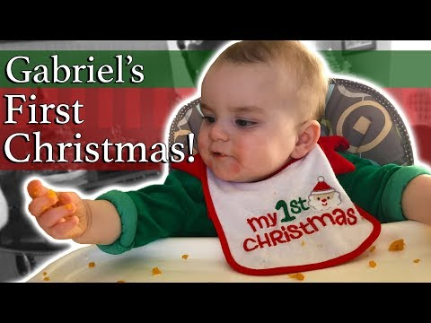 Gabriel's First Christmas! Louisiana Christmas Tour Part 5