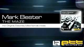 ETT007   Mark Bester - The Maze (Essonita Remix)