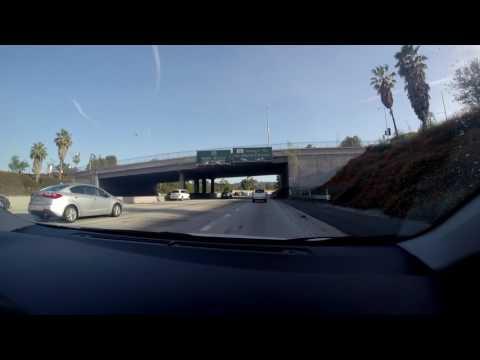 Los Angeles   Interstate 405 - Freeway 101