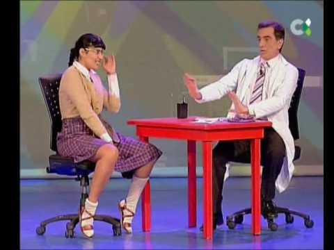 Jacinta y el Ginecologo. Teatro Perez Galdos 14-12-08