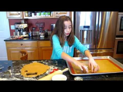 Homemade Dog Biscuits - Baking - Baking For Kids