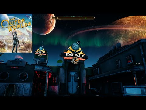 The Outer Worlds - SciFi RPG - P. 1 Emerald Vale (1) (Hard) - Playthrough / No Commentary
