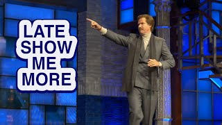 LATE SHOW ME MORE: Ron Burgundy and Beyond!
