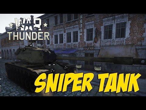 """War Thunder """"M103"""" Sniper Tank"""