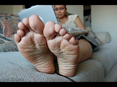 wrinkled soles tube