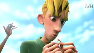 Ed Sheeran perfect animation video