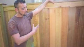 Quality Custom Cedar Fencing