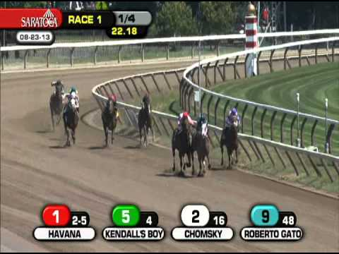 Havana - Saratoga Maiden Special Weight