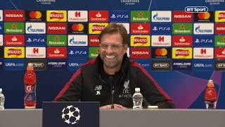Jurgen Klopp press conference | Liverpool vs Bayern Munich, UEFA Champions League