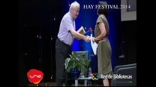 cees nooteboom y laura restrepo hay festival 2014