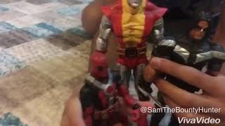 SuperHeroes VS Cyborg Superman