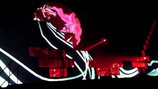 ROGER WATERS, EMPTY SPACES, WHAT SHALL WE DO NOW @ O2 LONDON 12 MAY 2011 HD