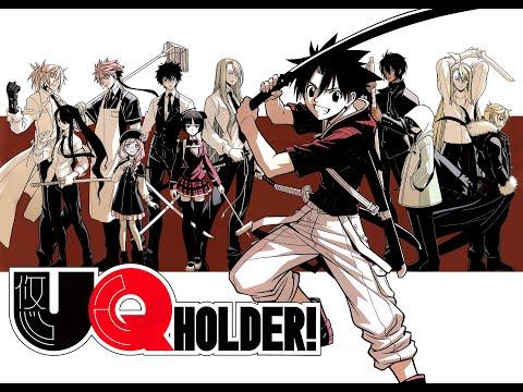 UQ Holder (Episódio 5) Legendado PT/BR HD from YouTube · Duration:  25 minutes 26 seconds