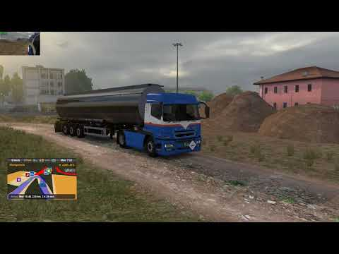 Euro Truck Simulator 2 1 30 Mitsubishi Fuso Super Great v 1 41