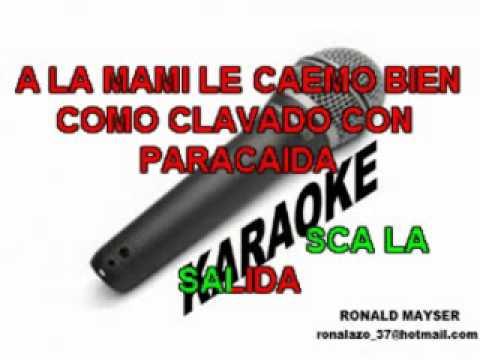EL BATALLON   TE PUE CUIDA   KARAOKE