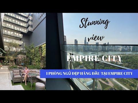 Empire City Căn hộ 1 phòng có view đẹp nhất dự án vừa bàn giao| Handover 1 bedroom in Empire City
