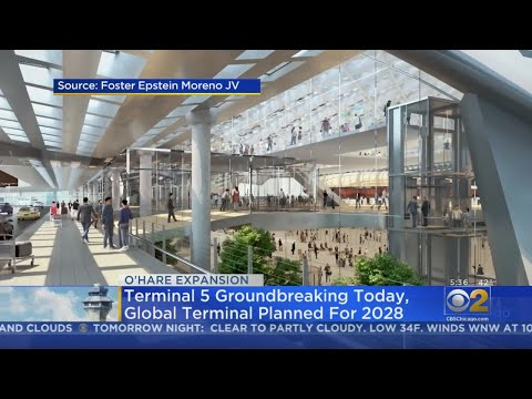 Mick Lee - O'Hare Expansion Project Starts Today