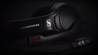 Download lagu Sennheiser PC 373D Gaming Headset UnboxingReview MP3