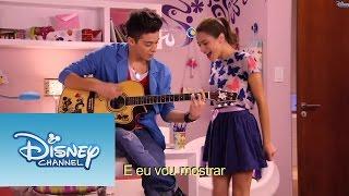 Violetta: Momento musical - Violetta e Federico cantam
