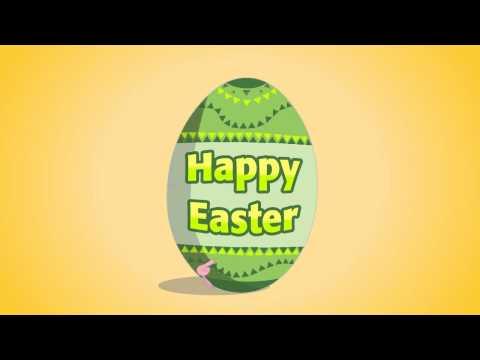 Facebook Emoticons- Easter Greetings