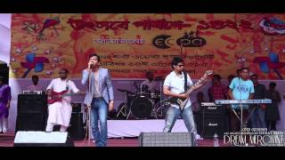 Tahsan and the Band Performing live at EWU, by Dream Merchant Event Solutions & Team Ishrat Amin