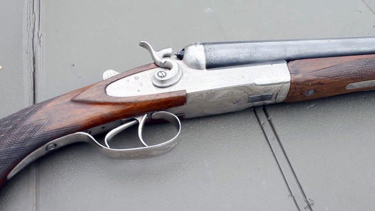 Обзор охотничьего ружья МР-43 - YouTube