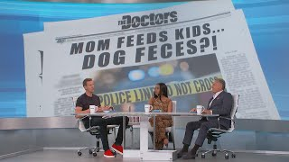 Oklahoma Mother Forces Kids to Eat Dog Feces?