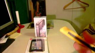 Unboxing iPhone 4S 16GB