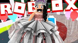 EU ACIDENTALMENTE ME TORNEI RAINHA DO BAILE!!! * MAJOR SQUAD falha! * (Roblox Royale High roleplay)