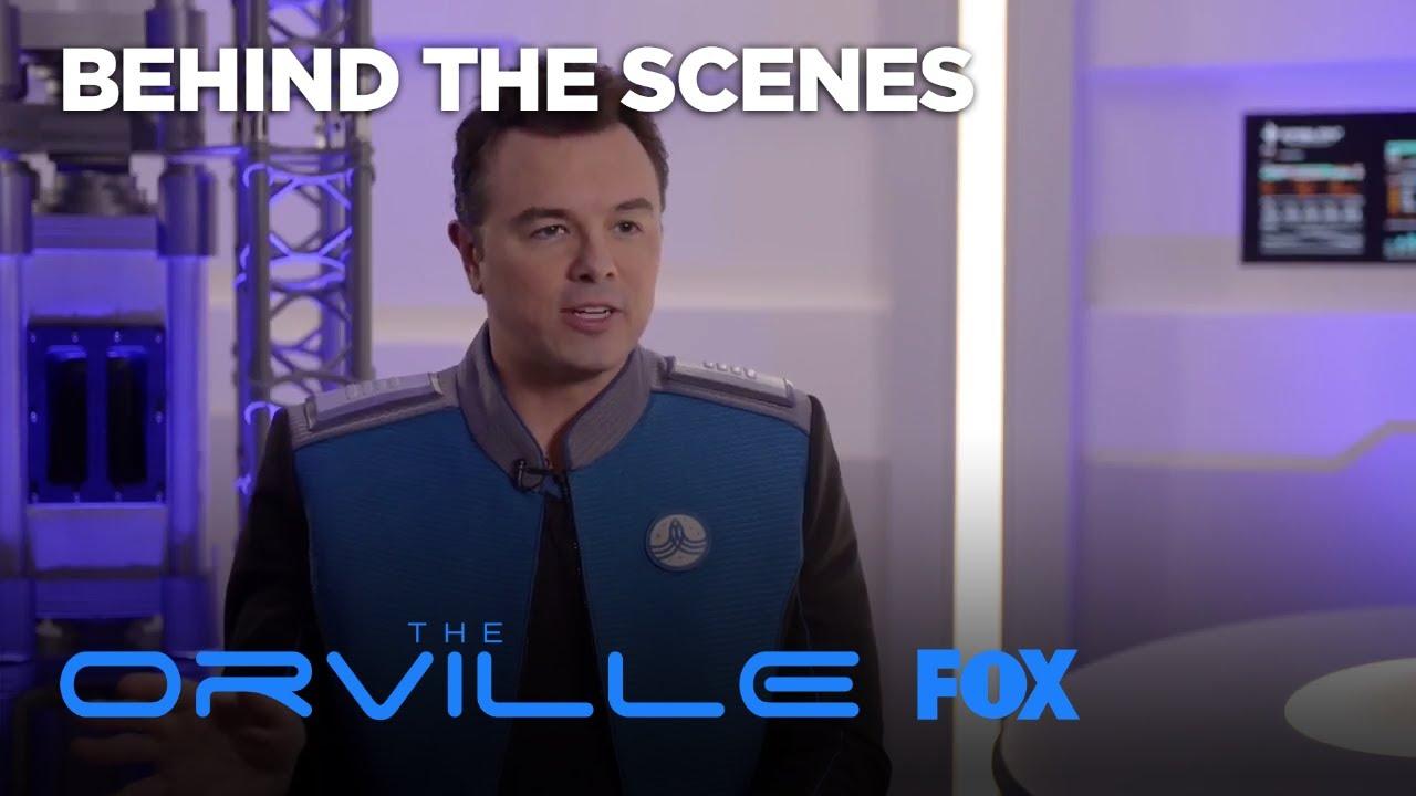 Download Seth MacFarlane Discusses Designing The Future | Season 1 | THE ORVILLE
