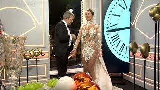 Cristina Pedroche desvela su vestido para las campanadas 2015-2016 de Antena 3