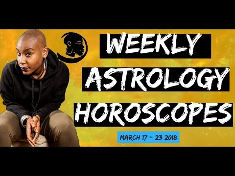 Weekly Astrology Horoscope (Mars Enters Capricorn) march 17 – 23, 2018 with Astro De