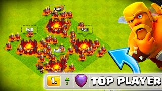 IT HAPPENED AGAIN! - Clash of Clans - NEW TOP STRATEGY IN THE WORLD!