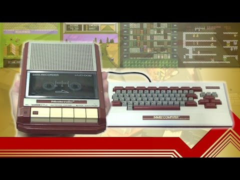 Famicom Data Recorder and NES Programmable Series // Famicom Dojo / Retro History