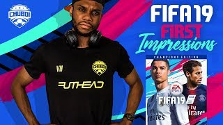 10 THINGS TO KNOW ABOUT FIFA 19!!! (EA PLAY IMPRESSIONS)
