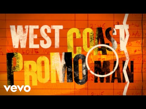 The Under Assistant West Coast Promotion Man (Lyric Video)