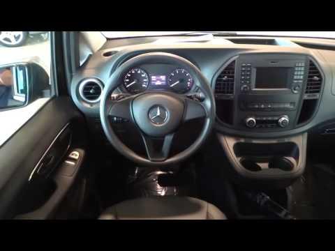2016 Mercedes Benz Metris Penger Van Pleasanton Walnut Creek Fremont San Jose Livermore Ca 1