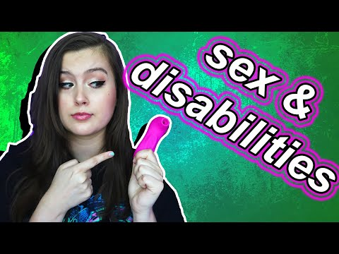 Yes, Disabled People Masturbate and HAVE SEX! | (ft. Vush) | Rikki Poynter from YouTube · Duration:  13 minutes 26 seconds