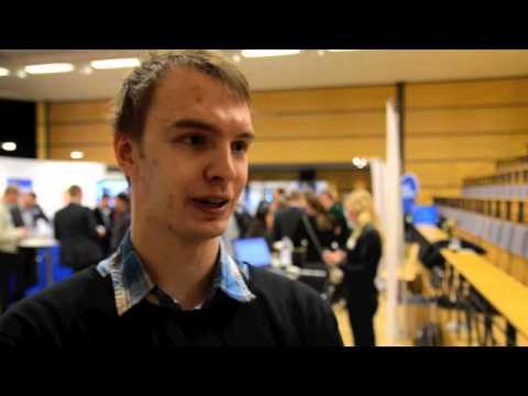 Intervju med Peter Klerehag under KAM - Kista arbetsmarknadsdag