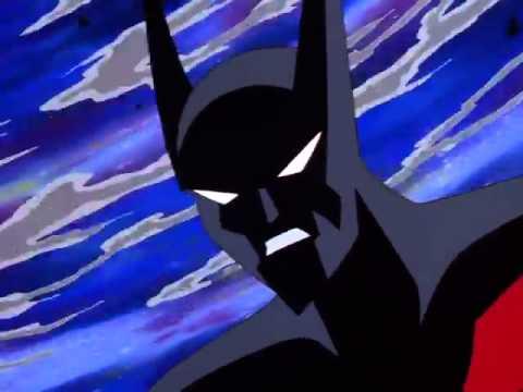 Batman Beyond best fight