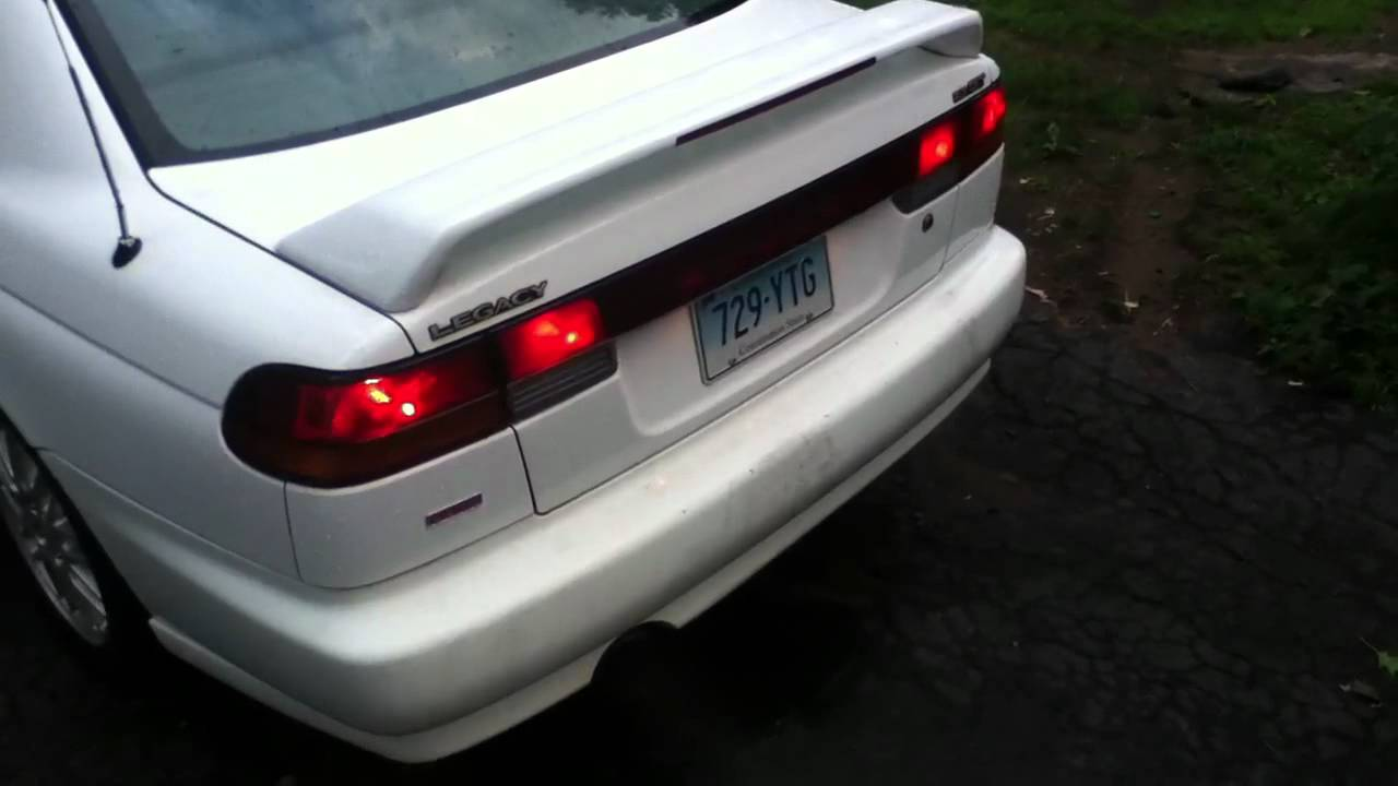 1998 subaru legacy gt limited 4 - youtube