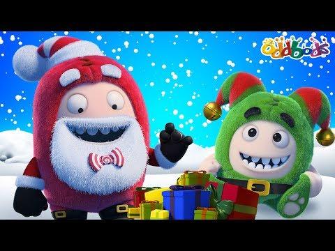 Oddbods | THE FESTIVE MENACE | Christmas SPECIAL | Full Episode