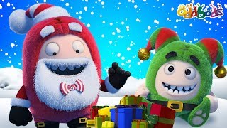 Download Video Oddbods | THE FESTIVE MENACE | Christmas SPECIAL | Full Episode MP3 3GP MP4