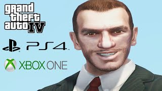 Grand Theft Auto IV -- PlayStation®4 and Xbox One Official Fake Trailer