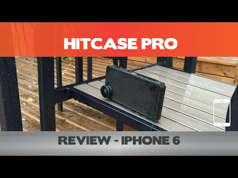 Make your iPhone awesome! - HitCase Pro iPhone 6 Review