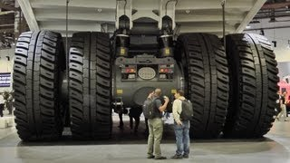 The Largest Dump Truck in the World