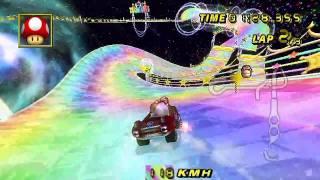 [MKW Former WR] Rainbow Road - 02:26.915 - ケケ