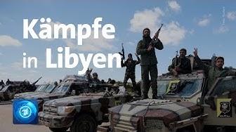 General Haftar will libysche Regierung stürzen
