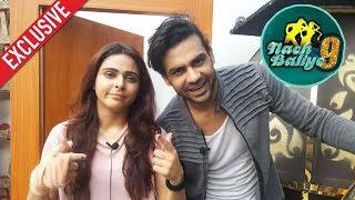 Nach Baliye 9 Finale   Vishal Aditya Singh And Madhurima Tuli Exclusive Interview